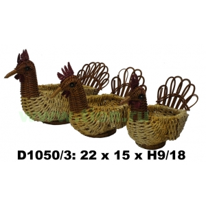 Курица набор 3 в 1 D1050/3-T