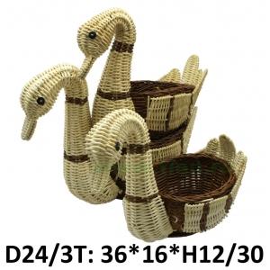 Лебеди набор 3 в 1  D24/3T-M2