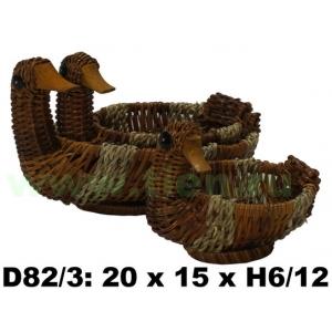 Утки 3в1 D82/3-C
