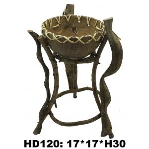 Кашпо из лиан  HD120-B