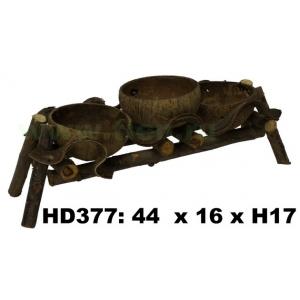 Кашпо из лиан  HD377-A