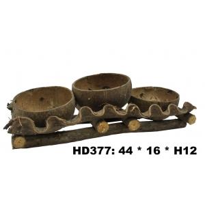 Кашпо из лиан  HD377-D