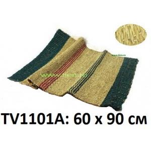 Циновка  прямоугольная 60*90  TV1101A