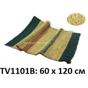 Циновка  прямоугольная  60*120 см TV1101B