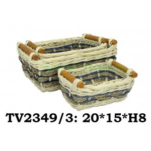 Хлебница из ротанга 3в1 TV2349/3-2