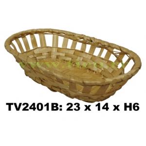 Хлебница (коричневая) TV2401B