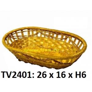 Хлебница (коричневая) TV2401