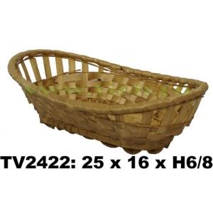Хлебница (коричневая) TV2422