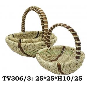 Корзинка овальная 3 в 1 TV306/3-2