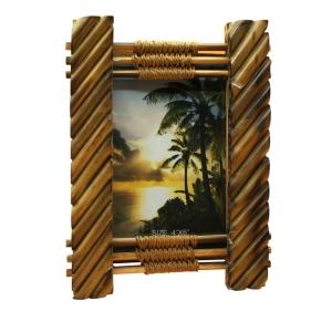 Рамка для фото 9*13 см из бамбука TV3201A-2