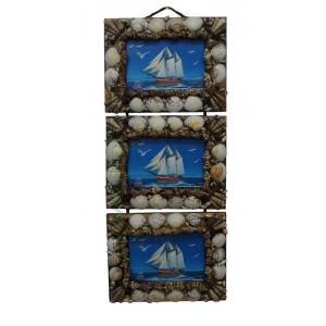 Рамка для фото тройная 13x18 см TV3228-1