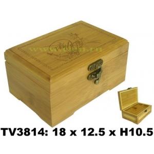 Шкатулка бамбуковая TV3814